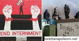 Menurut Loretta Napoeloni Irlandia Utara Ada Ketakutan Akan Kembalinya Kekerasan Politik Setelah Brexit